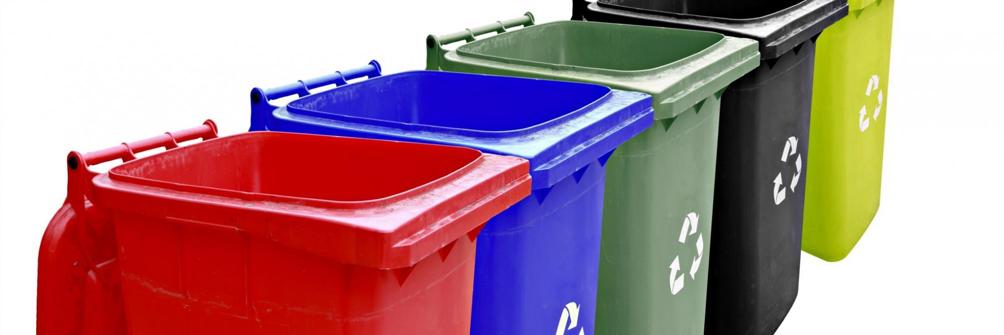 gestion et nettoyage des conteneurs et poubelles