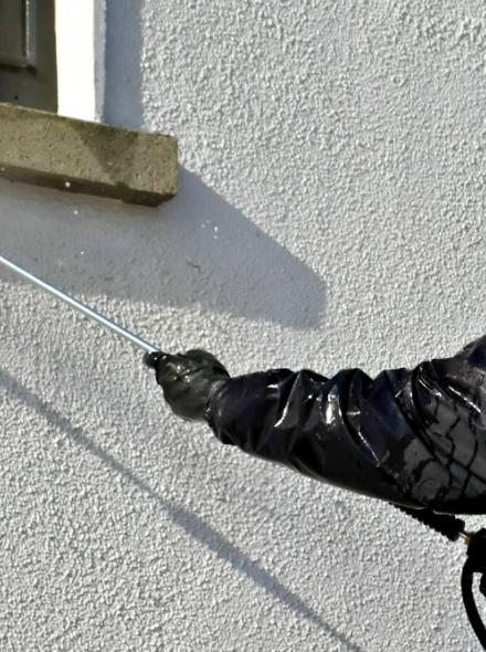 nettoyage de facades et bardages