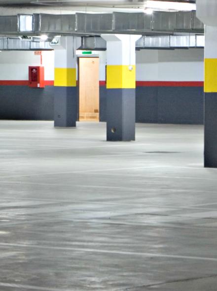 nettoyage professionnel des parkings et garages nil